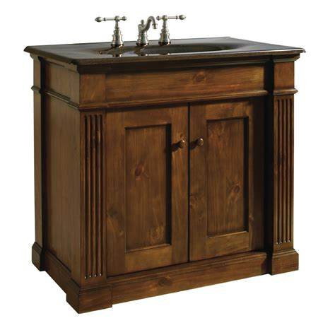 42 inch bathroom vanity lowes shop kohler thistledown sienna traditional bathroom vanity