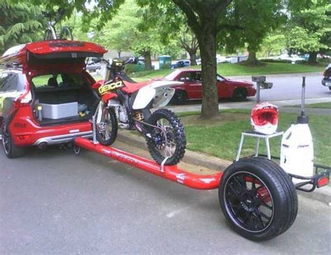 motocross bike trailer your enclosed trailer setups em moto related