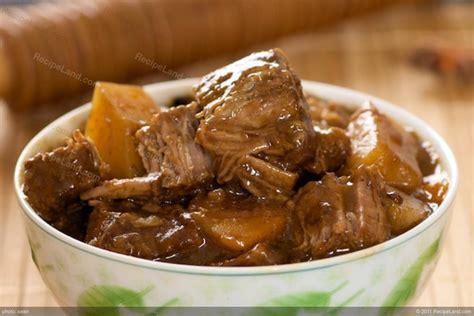 chinese beef stew recipe recipelandcom