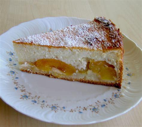 pfirsich quark kuchen pfirsich quarkkuchen rezept mit bild anfieta