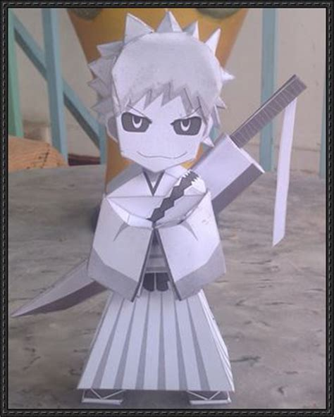 Ichigo Papercraft - anime papercrafts page 260 of 683 papercraftsquare