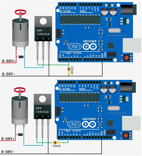 what does pulldown resistor from arduino s output pin to ground do is it necessary