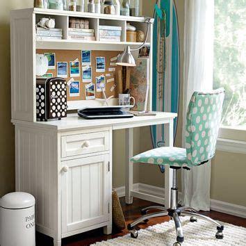 Beadboard Space Saving Desk Hutch From Pbteen Bedroom White Beadboard Desk