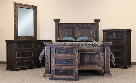 mexican rustic bedroom furniture rustic bedroom set rustic bedroom furniture set wood