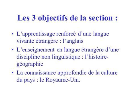 Lettre De Motivation Pour Section Europeenne Anglais lettre de motivation en anglais classe europeenne