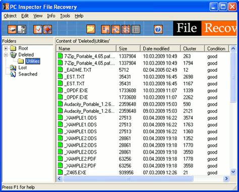 data recovery tutorial recovering deleted files from disk and