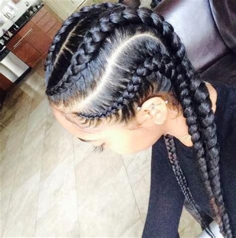 how to do a goddess braid goddess braids for natural hair