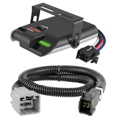 curt venturer electric brake controller wiring kit for