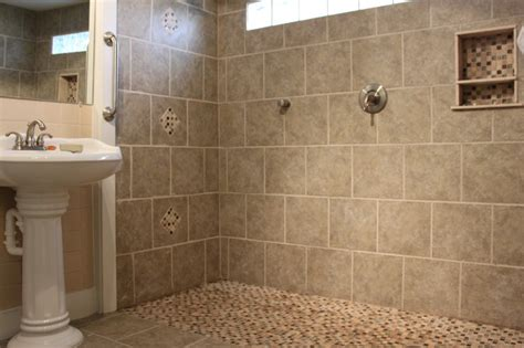shower without door or curtain walk in shower