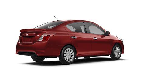 nissan versa sedan 2018 nissan versa sedan priced at 12 875 the torque report
