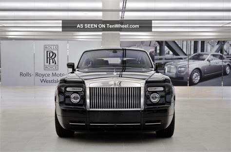 2009 rolls royce phantom coupe coupe 2 door 6 7l