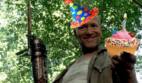 Walking Dead Happy Birthday Meme - walking dead birthday quotes quotesgram