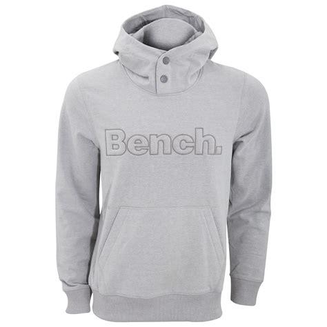 bench mens hoodie bench mens pop plain hoodie with embossed logo