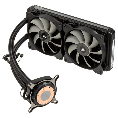 corsair cooling hydro series h115i complete watercooling wase 288 from wcuk