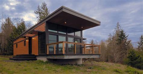 modern mobile home decor contemporary mountain chic modern prefabricated homes designs ideas designoursign