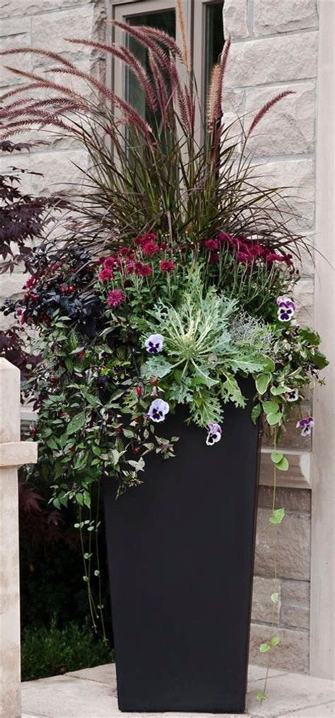 Potted Planter by Best 25 Planters Ideas On Outdoor Potted