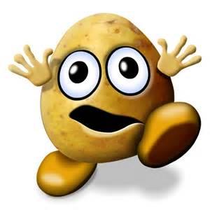 potato panic runner on the app store on