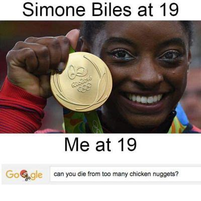 Gymnast Meme