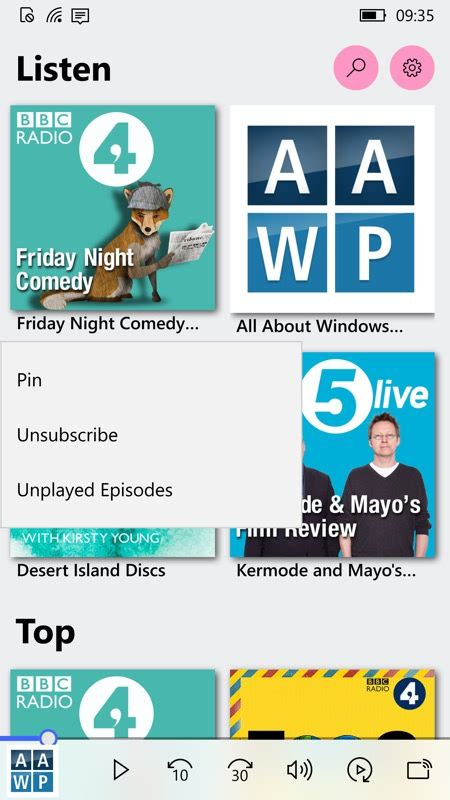 themes podcast generator podcasted uwp gets fluent design light theme podcast pinning