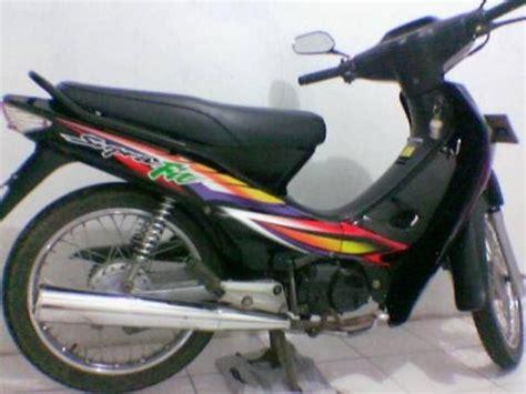 Supra Fit 2004 W Sidoarjo harga motor bekas new honda supra fit