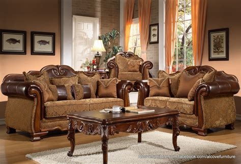 Traditional Sofas Living Room Furniture Traditional Sofa Sets Living Room Sets