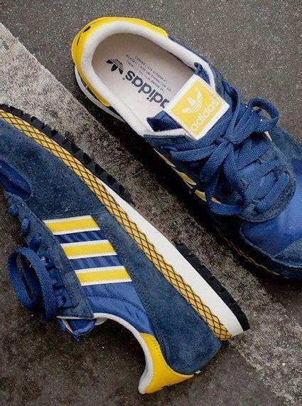 Free Bonus Sepatu Murah Sneakers Adidas Cloadfoam Impor Terlaris 3 adidas originals marathon pt blue yellow sh es sneaker marathons adidas