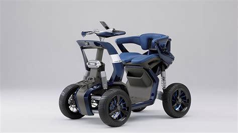 yamaha imzali yeni elektrikli motosiklet ve elektrikli