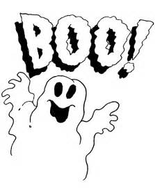 halloween coloring pages boo
