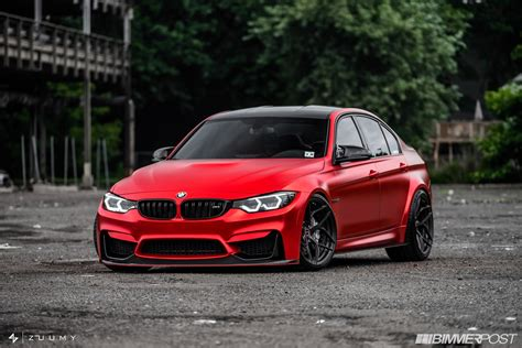red bmw 328i what do you say about this satin red bmw m3 tune carscoops