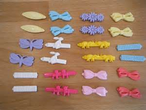 hair barettes plastic hair barrettes childhood memories hair plastic and barrette
