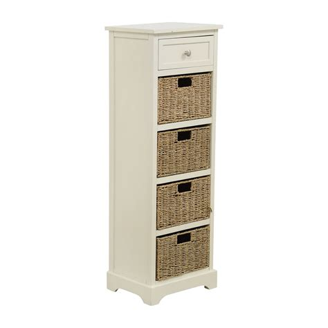 Rattan Drawer Storage Unit by 28 White Storage Unit With Drawer And Wicker