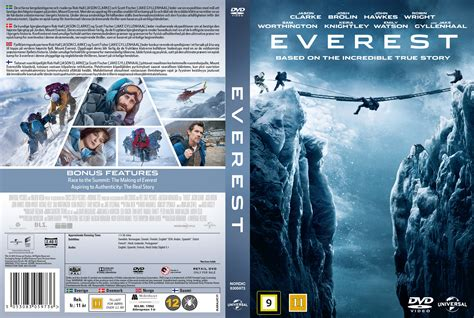 film everest in dvd covers box sk everest 2015 nordic high quality