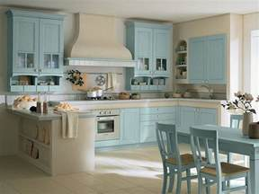 light blue kitchen ideas from arrital classic design meets modern