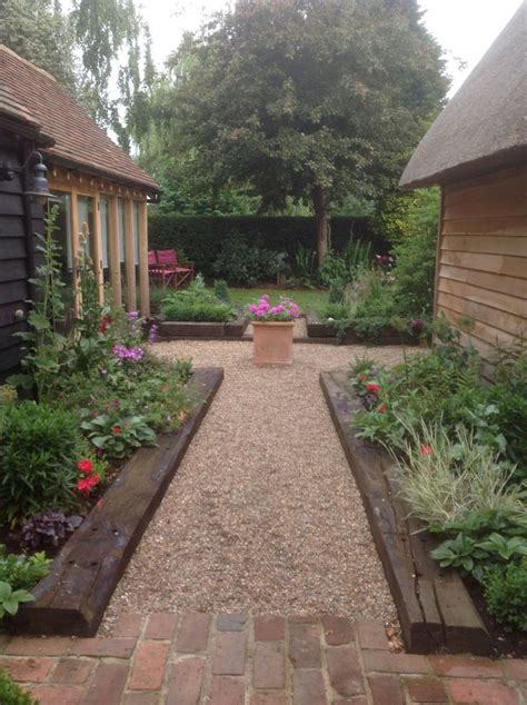 Best 25  Railway sleepers garden ideas on Pinterest