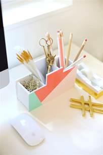 Diy Desk Organizer Diy Back To School Desk Organizer 187 Lovely Indeed