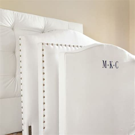 addison headboard addison camelback headboard pbteen