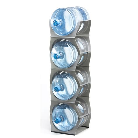 Water Jug Rack 4 bottle rack 3 5 gallon water bottle storage