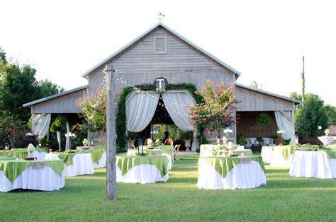 Top Barn Wedding Venues   Alabama ? Rustic Weddings