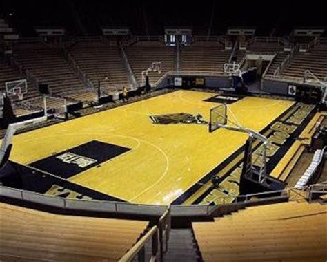 mackey arena seating capacity photos of hardwood basketball courts rubber running