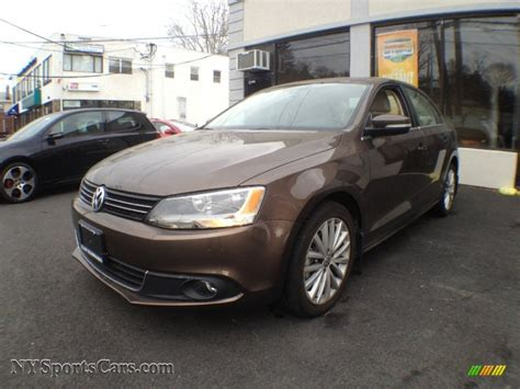 brown volkswagen jetta 2011 volkswagen jetta sel sedan in toffee brown metallic