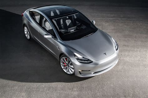 tesla model 3 tesla model 3 styling hasn t been finalized