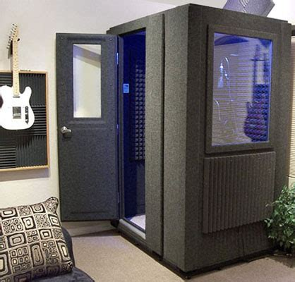 whisper room portable recording booths audio booths recording studio