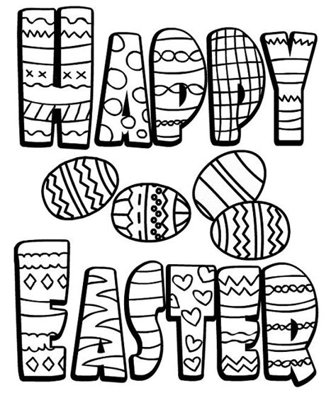 easter coloring pages for pre k 1000 images about alphabet on hoppy easter