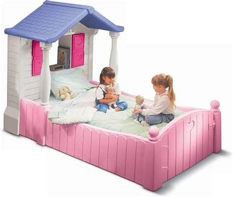 Permalink to Step 2 Princess Castle Toddler/Twin Bed