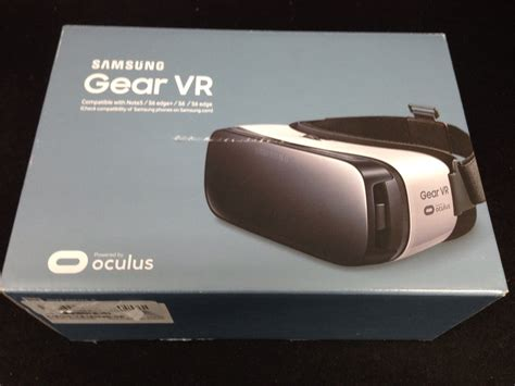 Gear Vr Note 5 Samsung Gear Vr Reality Note 5 S6 Edge S6