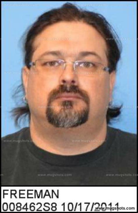 Watauga County Arrest Records Darren Leslie Freeman Mugshot Darren Leslie Freeman