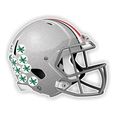 Ohio State Helmet Stickers