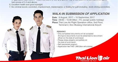 fb recruitment lion air thai lion air cabin crew recruitment the best lion in 2018