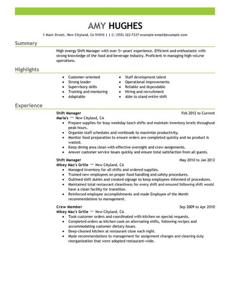 fb manager resume sample restaurant manager business plan resume