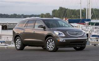 The Buick Enclave 2012 Buick Enclave Suv
